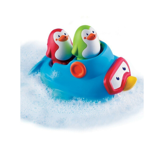 Infantino Squirt and Sail Penguins