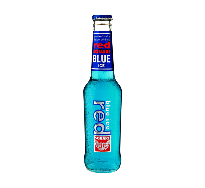 RED SQUARE Blue Ice Spirit Cooler (24 x 275ml)