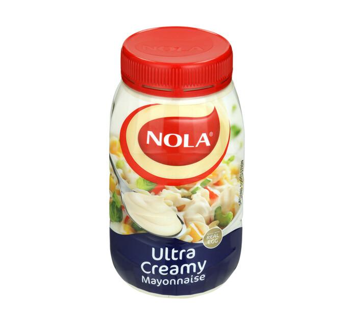 Nola Mayonnaise Ultra Creamy (12 x 730g)