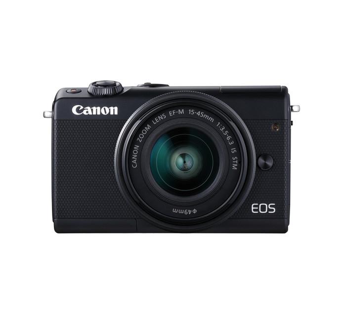 Canon EOS M100 Mirrorless Camera Kit