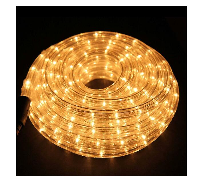 20m 240 Lamps 8 Modes Neon Light Led Fairy String Lights With Eu Plug For Home Garden Decor Warm White Ceiling Fit W Brac Indoor Fittings Indoor Fittings Lighting