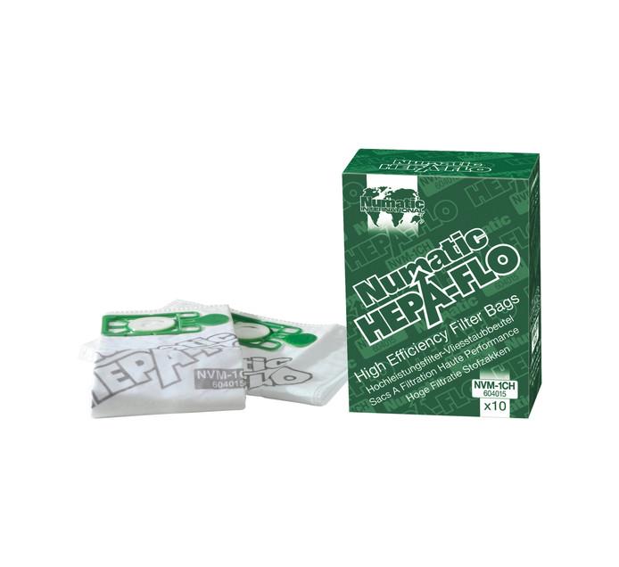 Numatic 10 pack HepaFlo Filter Bag