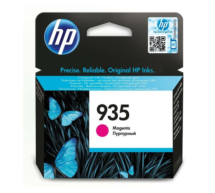 HP 935 Magenta original blister ink cartridge for Officejet 6812