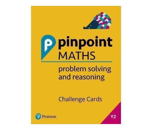 Pinpoint Maths Year 2 Problem Solving and Reasoning Challenge Cards