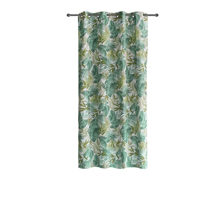 easyhome Forest eyelet curtain 140 x 260cm