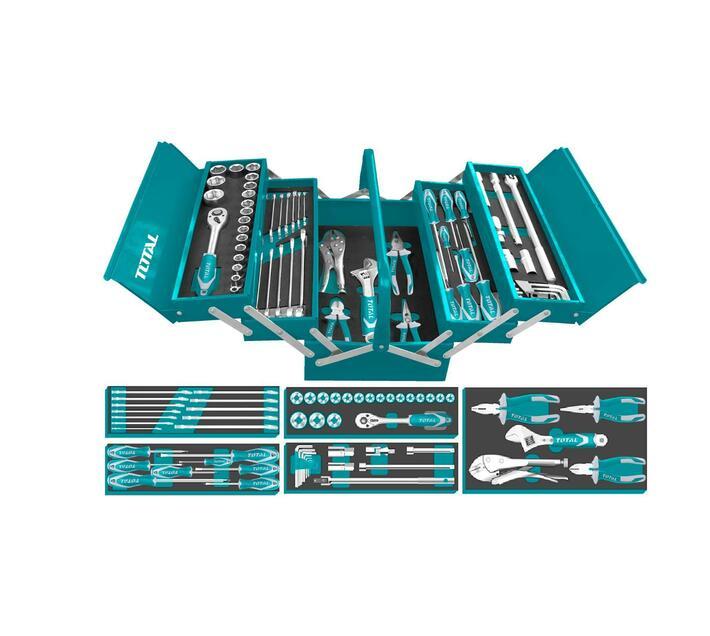 59 Pcs Industrial Tool Chest Set