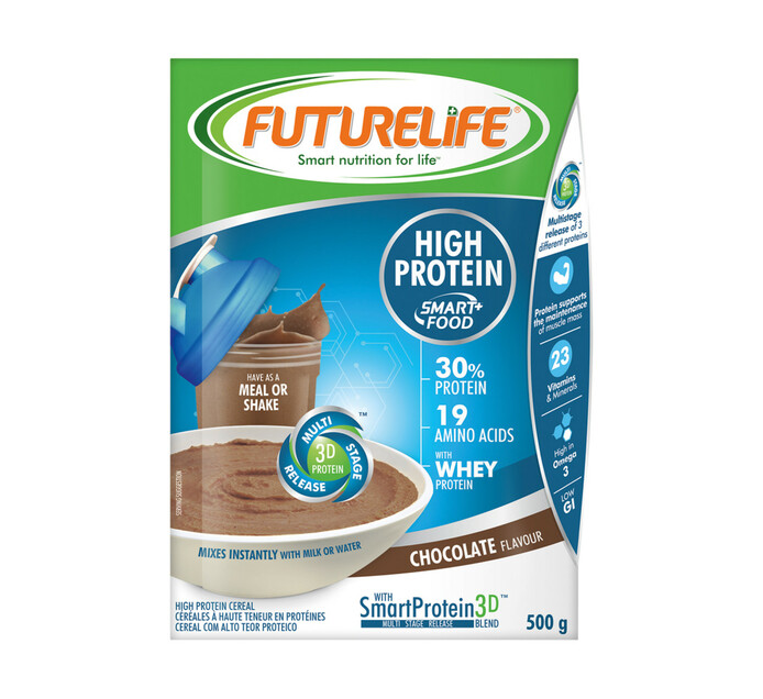 FUTURELIFE H/PROTEIN 500G, CHOCOLATE