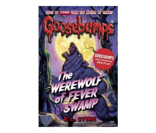 Werewolf Of Fever Swamp Book 14