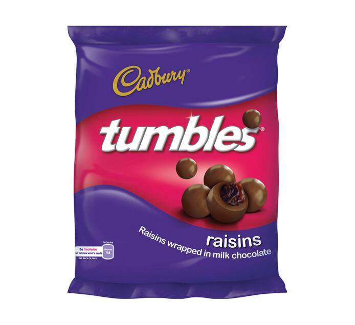 Cadbury Tumbles Raisins (1  x  200g)