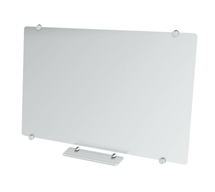 PARROT PRODUCTS GLASS WHITEBOARD NON-MAGNETIC 1800*1200MM