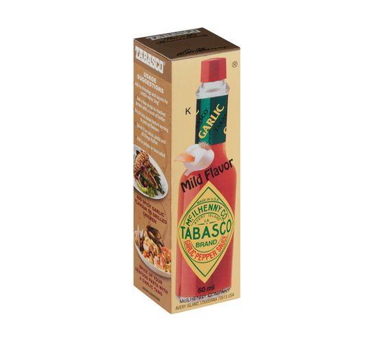 Tabasco Sauce Garlic (12 x 60ml)