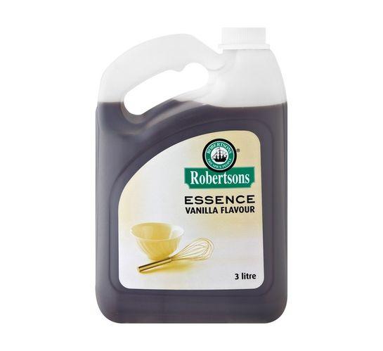 Robertsons Vanilla Essence (3lt)