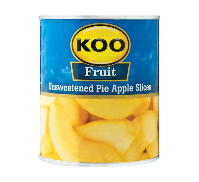 KOO Pie Apple (6  x 765g)