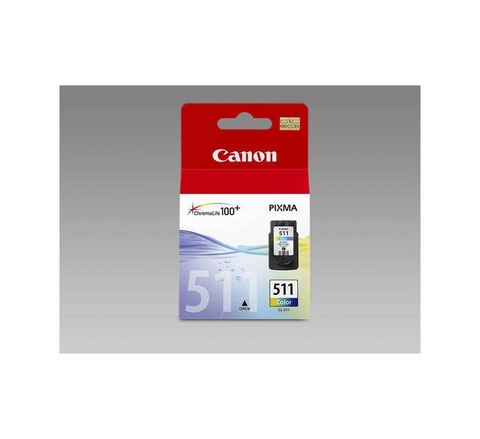 Canon CL-511 Tri-Colour Ink Cartridge