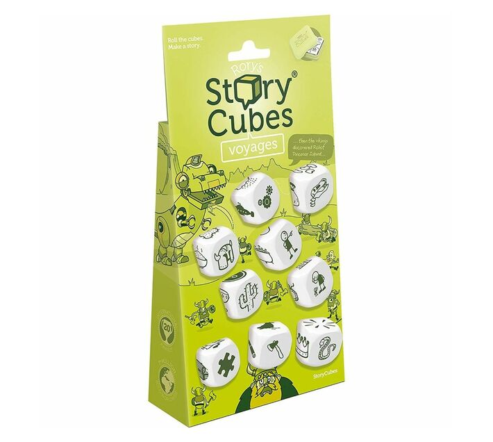 Rory Story Cubes: Voyages Hangtab