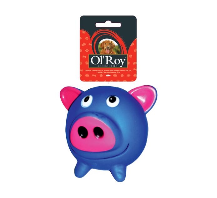 OL'ROY Squeaky Dog Toy (1's)