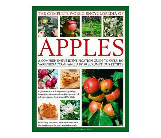 The Complete World Encyclopedia of Apples