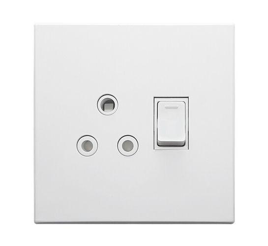 Selectrix 4 X 4 Single Socket with