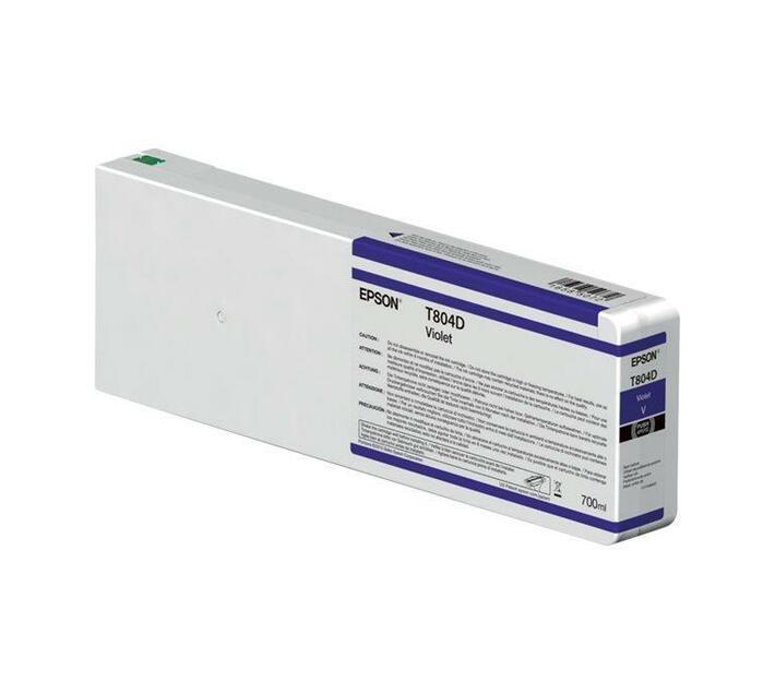 Epson T804D00 - violet - original - ink cartridge