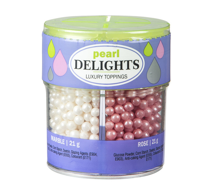 DELIGHTS Baking Aid Pearl (1 x 125ml)