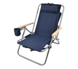 Marco Foldable Beach/Camping Chair & Backpack