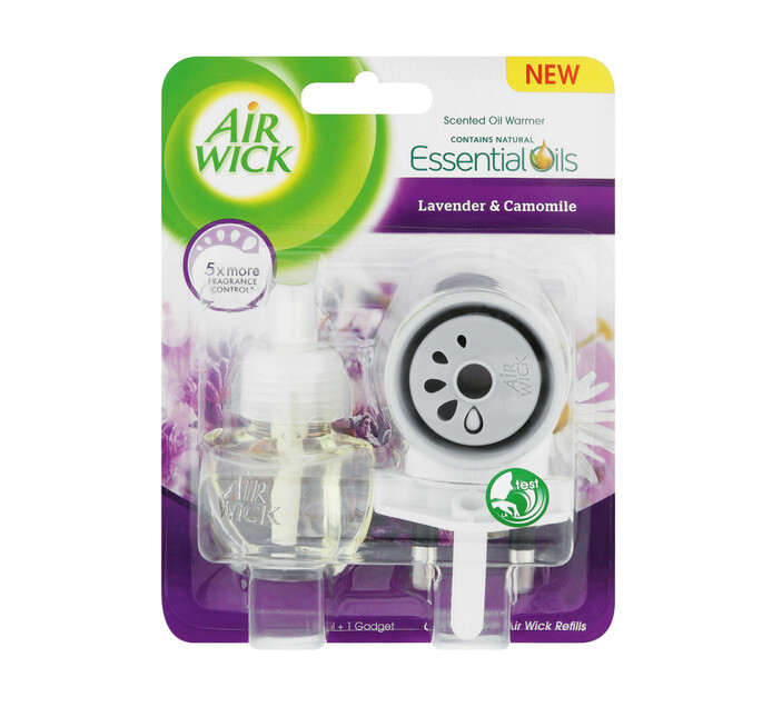 Airwick Electric Garget + Refill Lavender (6X19ml)