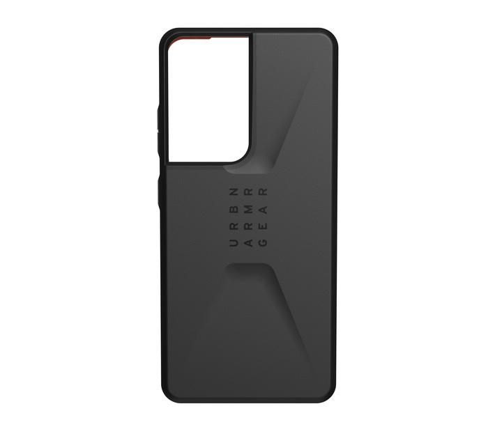 UAG Civilian Case - Samsung Galaxy S21 Ultra (Black)