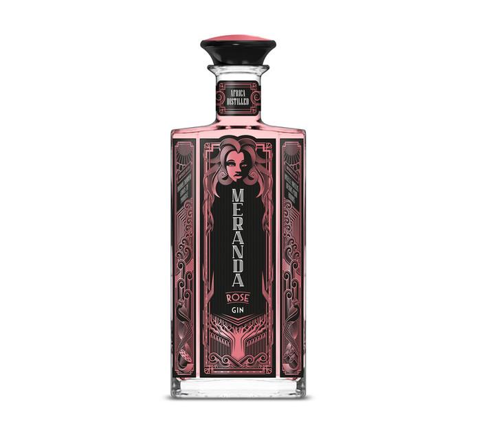 MERANDA Rose Gin (1 x 750ml)
