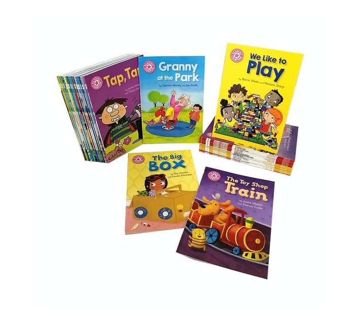 Reading Champion New Readers Ages 5+ Collection (30 Books)