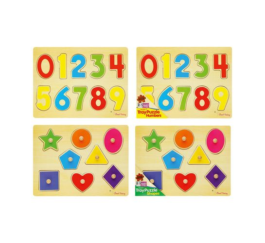 Peg Board Puzzle Generic