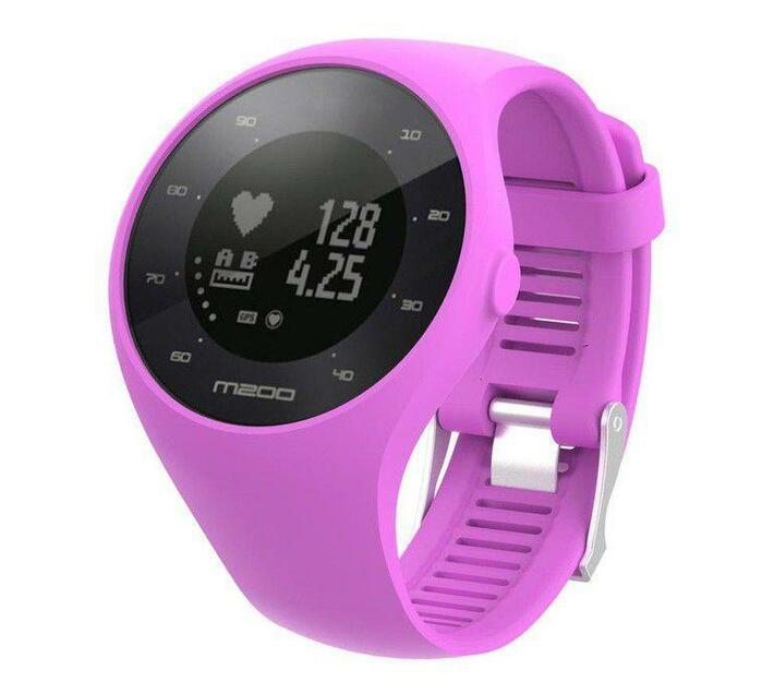 GG Replacement Strap for Polar M200 - Purple