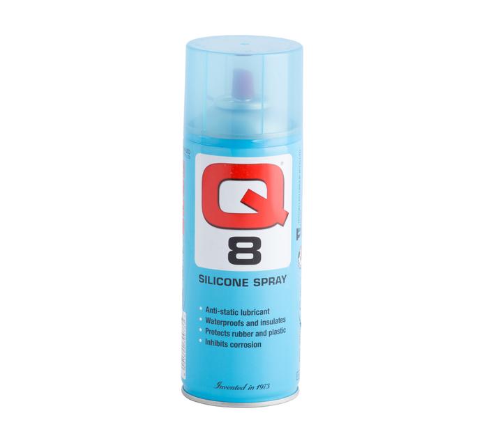 Q Products 400ml Q8 Silicone Spray