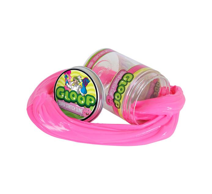 200 g Super Stretch Slime Pink