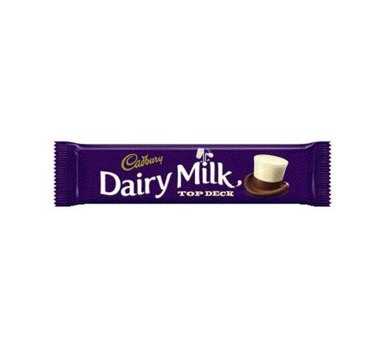 Cadbury Chocolate Slabs Top Deck (1 x 36g)