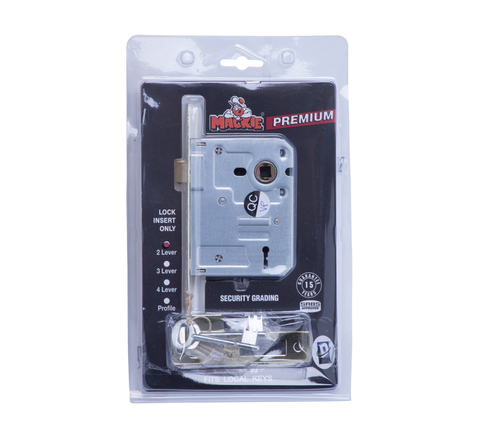 MACKIE 2 Lever Security Lock