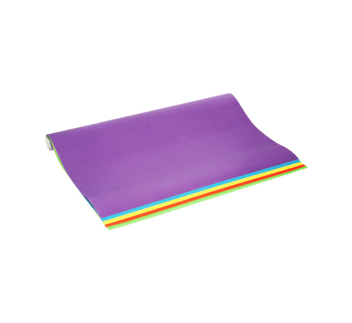 Butterfly Book Cover Roll Assorted Brights 10 Sheets