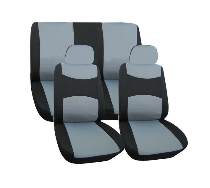Car Seat Cover Trendy 6 Piece (Blue)