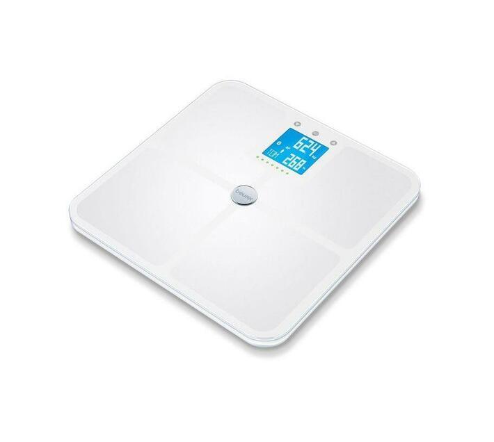 Beurer Diagnostic Bathroom Scale BF 950 White