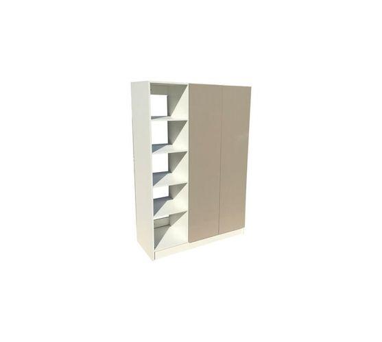 BIC1200 2Door Open Shelf UV Congo