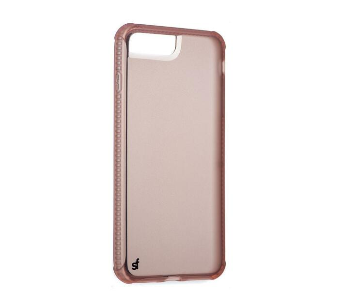 Superfly Soft Jacket iPhone 7/8 Plus Cover (Pink)