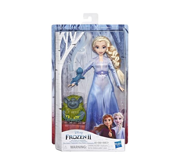 Disney Frozen 2 Storytelling Fashion Doll