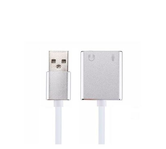 Baobab 7.1 USB2.0 Sound Card With Cable