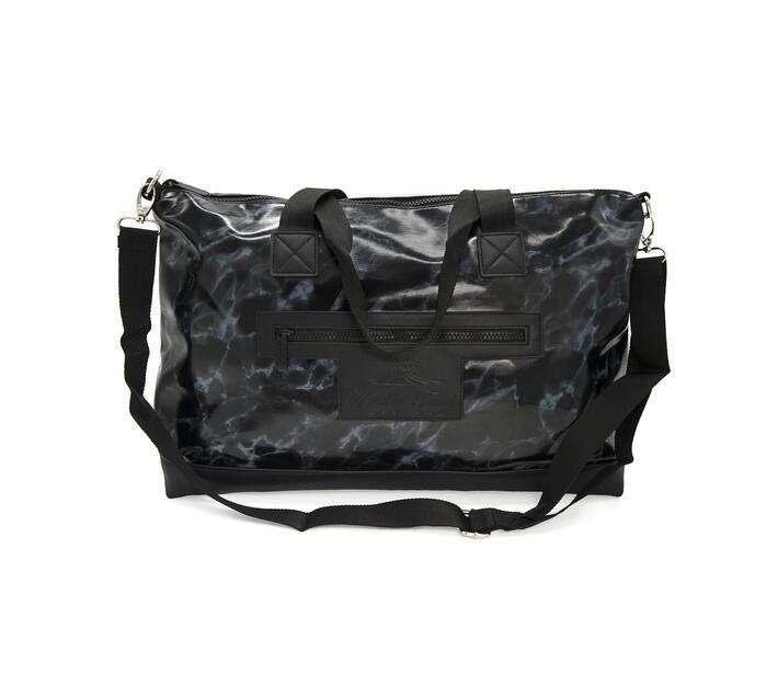 Black Marble Luxury Gym Bag