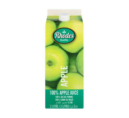 Rhodes 100% Fruit Juice Blend Apple (6 x 2l)
