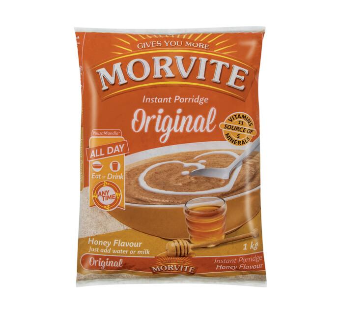 Morvite Porridge Honey (1 x 1kg)