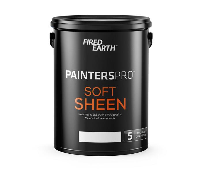 Fired Earth 5 l Soft Sheen Terrace White