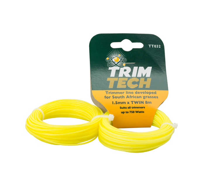 Trimtech 1.5 mm Twin Replacement Line