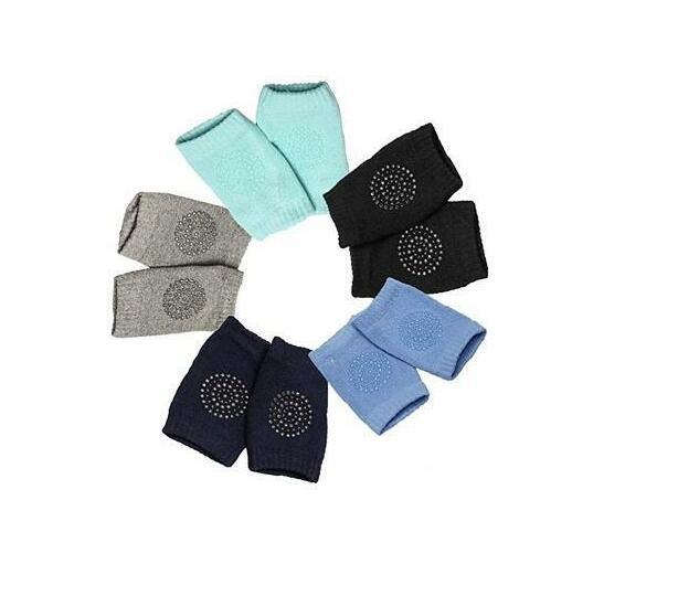Totland Set of 5 Baby Boy Knee Pads
