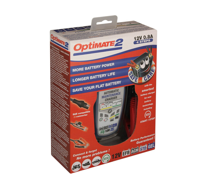 Optimate Battery Charger/Maintainer