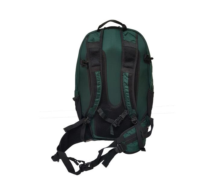 Springbok Travel Back Pack Green Black